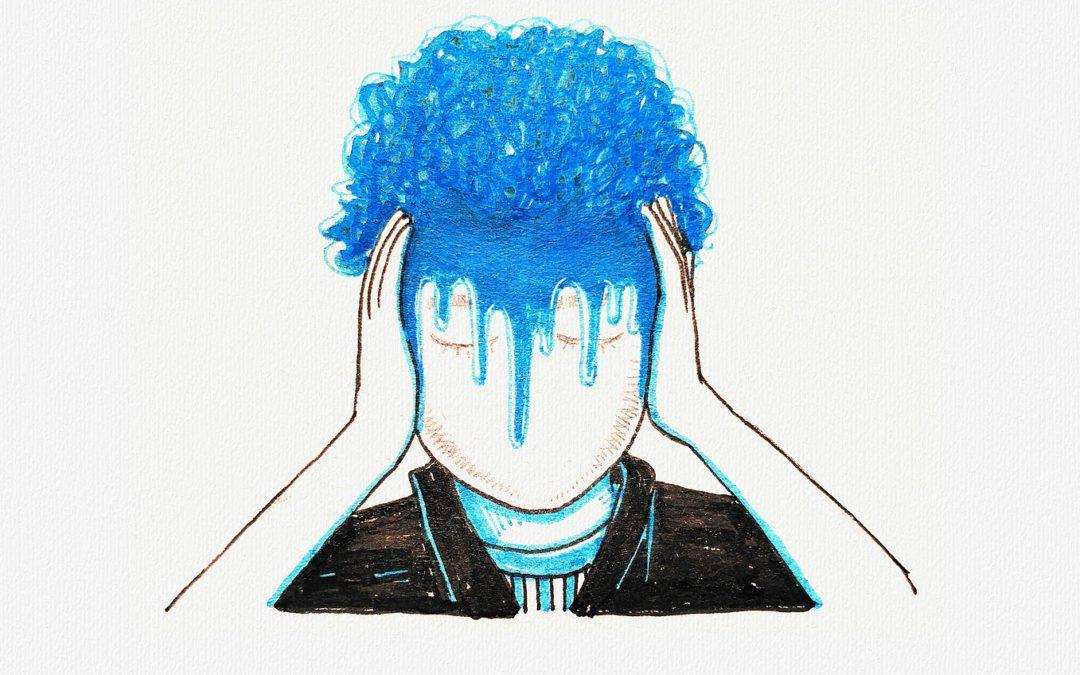 J'ai des cheveux bleus, ça dérange ?